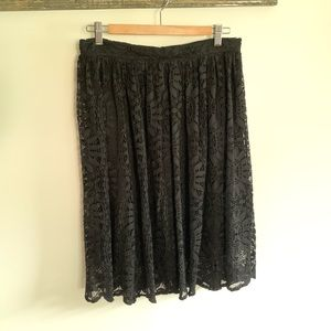 Xhiliration skirt